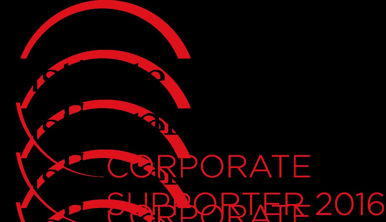 Corporate Supporter 2016 logo